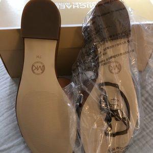 d9c74a653d8 Michael Kors Shoes - MICHAEL Michael Kors Tara Embellished Slide